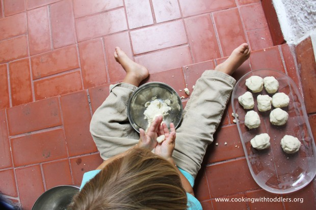 Making Sopes